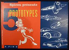 Franquin 5 prototypes Ed. Dupuis 1992 TTBE