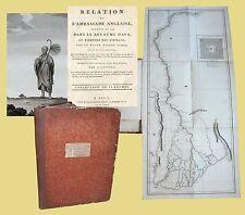 Relation dans le Royaume d'Ava ou L'Empire des Birmans Michel Symes Buisson 1800