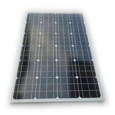 Solarmodul 100W Watt 12V Volt monokristallin mit Bosch Solarzellen Panel