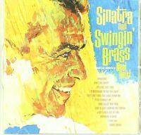 Frank Sinatra - Sinatra And Swingin Brass [CD]