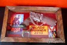 Custom Wood  Display Box for Blade Runner 2049 Blaster