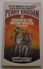 #47 Perry Rhodan SHADOW OF THE MUTANT MASTER science fiction paperback ACE 66030