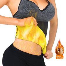Hot Women Shapers Thermal Slim Sweat Belt for Belly Fat Burner Sauna Yoga Wrap