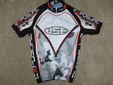 """Pro-Vision Use Exposure Street Camoflage SS Cycling Jersey Top 39""""~42"""" Chest"""