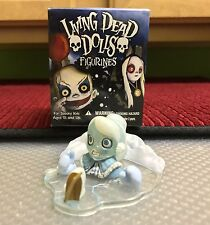 "LIVING DEAD DOLLS 2"" FIGURINE SERIES 2 FROZEN CHARLOTTE VARIANT NEW WITH BOX"