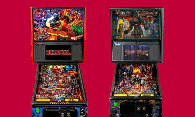 eBay - Stern Pinball Authorized Dealers
