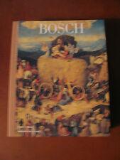 BOSCH-Classici dell'arte- Rizzoli/Skira/Corriere- 189 pagine- eccellente