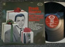 """FRANK SINATRA - """"HAVE YOURSELF A MERRY LITTLE CHRISTMAS"""" -1967 - HM521 - *EX/EX*"""