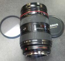 Canon Zoom EF 24-70mm 1:2.8 L USM Lens