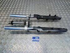Yamaha TMAX 530 // Forks, Lower Yoke & Stem #46