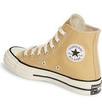 Converse Chuck Taylor All Star 70 High Top Sneaker Club Gold Mens 6.5 Womens 8.5