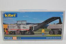 Kibri 11653 WIRTGEN Straßenfräse  Bausatz  1:87 NEU in OVP