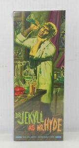 2007 Moebius #460 DR. JEKYLL as MR. HYDE Monster Model Kit - NIB ~ T731