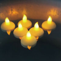 Flameless Tea LED Candle Flickering Tea Light Battery Birthday Wedding Candy