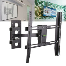 "Swivel Full Motion Articulating TV Wall Mount Tilt -20°~+20° for 27-55"" LED LCD"