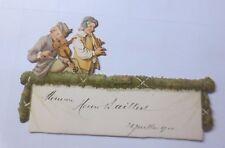 Wafers, Children Fashion, Musizieren 1901 (61132)