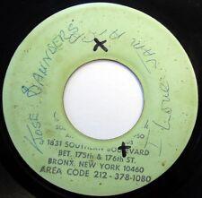 NEVILLE WILLOUGHBY 45 I Love Jamaica / Marry Me Marie SKA Rocksteady  c 1365