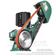 BURR KING 2-Wheel Belt Grinder MODEL 960-272