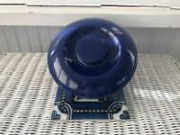 Fiesta Cobalt Blue Kitchen Kraft LID ONLY 7 1/8 inches Casserole Homer Laughlin