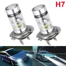 New listing 2x H7 Led Headlight Kits 100W 20000Lm Fog Light Bulbs 6000K Driving Lamp Usa