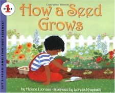 How a Seed Grows (Lets-Read-and-Find-Out Science 1) by Helene J. Jordan