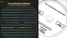 THE TEMPERANCE MOVEMENT Caught In The Middle 2017 UK 1-trk promo CD