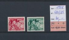 LO69194 Germany 1938 Reich miners folklore fine lot MNH cv 40 EUR