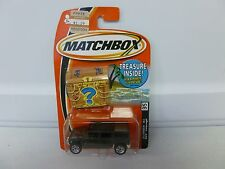 Matchbox Treasure Hummer H2 SUV Concept # 35