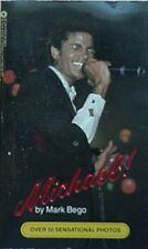 MICHAEL JACKSON, 1984 BOOK - MICHAEL! (OVER 50 PHOTOS