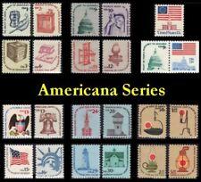 RJames: Americana Series set (23), 1581  1612  etc. , MNH, F/VF