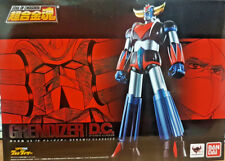 GX-76 SOC Grandizer D.C. Goldrake in Metallo - Bandai Die Cast Soul of Chogokin