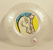 "1997 Whistling Discus 5.5"" McDonald's Olympics Sports Toy #4 Disney Hercules"