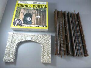 HO Bridges & Tunnel Portals