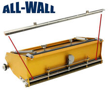 """TapeTech Flat Box Blade Holder Clamp Assembly - 12"""" Drywall Mud Box"""
