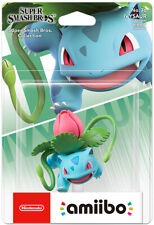 Amiibo Pokemon Ivysaur Super Smash Bros. Ultimate Personnage Nintendo