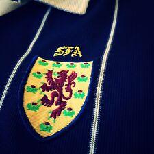 Trikot Schottland Nationalmannschaft - Größe S - Vintage 90er Scotland Shirt