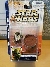 Star Wars Clone Wars Army of the Republic Yoda Figure New