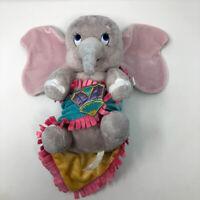 Disney Babies Disney Parks Dumbo Plush Doll With Blanket