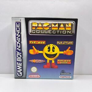 Pac-Man Collection Nintendo Gameboy Advance - BOX & Insert ONLY! UKV GBA