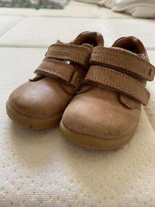 Bobux Boy Brown Shoes 23EUR
