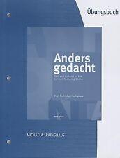 ANDERS GEDACHT [978 - MICHAELA SPAINGHAUS IRENE MOTYL-MUDRETZKYJ (PAPERBACK) NEW