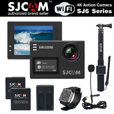 SJCAM SJ6 SJ6000 LEGEND 2″ LCD Touch Screen 2880×2160 4K Action Camera+Accessory