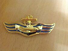 Vietnam army pin badge for Captain of Submarine - Very rare!