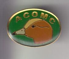 RARE PINS PIN'S .. SPORT CHASSE HUNTING ACOMC OISEAU BIRD CANARD DUCK OIE ~DR