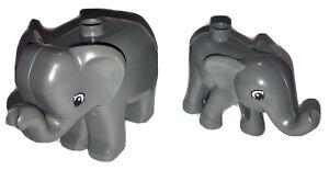 Lego duplo : lot Animaux Éléphants Zoo lego duplo
