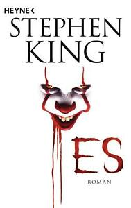 Stephen King - ES (Taschenbuch)
