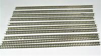 10 x gerades Gleis 220 mm Märklin Miniclub 8505 Z Gauge  Worldw shipm 7,50    02