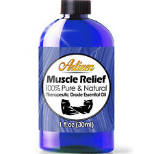 Artizen Muscle Relief Essential Oil (100% PURE & NATURAL - UNDILUTED) 1oz / 30ml