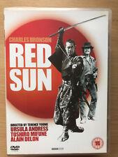 Charles Bronson Alain Delon Soleil Rouge 1971 EURO WESTERN CLASSIQUE | RU DVD