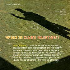 Gary Burton - Who Is Gary Burton [New CD] Manufactured On Demand